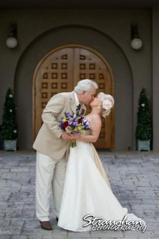 Couple Castle Avalon Wedding