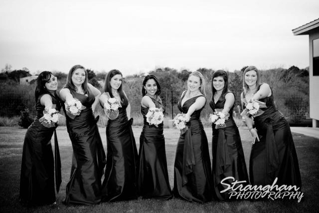 Granberry Hills wedding Girls