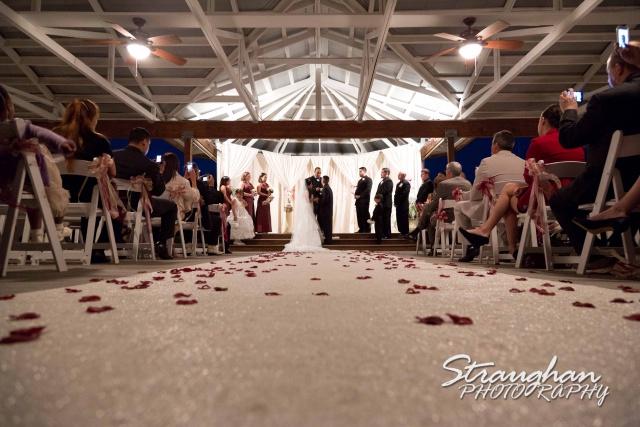 Granberry Hills wedding ceremony