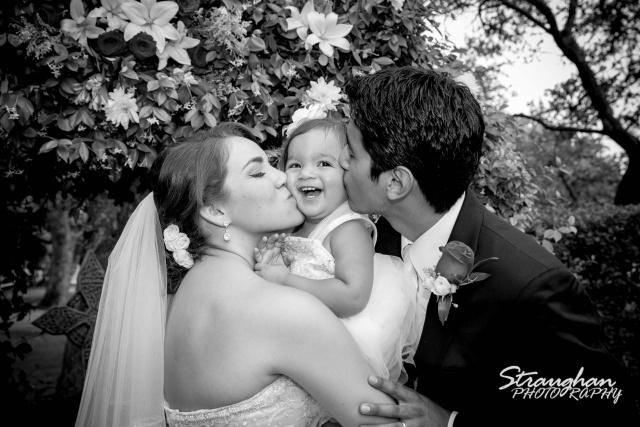 Allison wedding Castle Avalon family photo