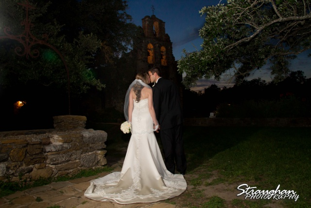 Heather and Jhonatan wedding Mission Espada 3