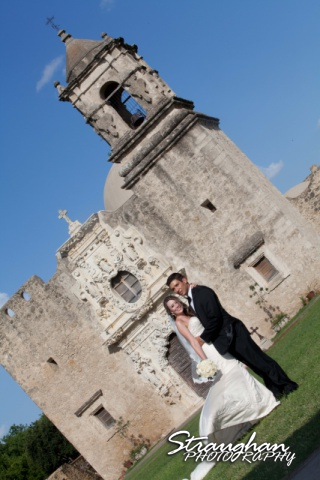 Heather and Jhonatan wedding Mission Espada 4