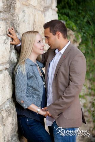 Brianna looking at Walid