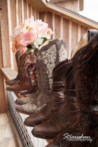 The vineyard at Gruene chelsey wedding boots