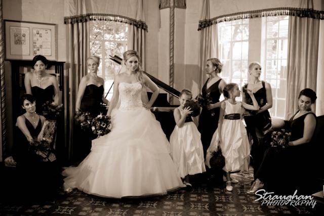 Bridesmaids Faust