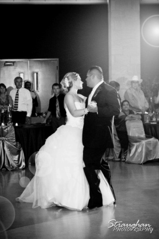Alex and JJ dance bw
