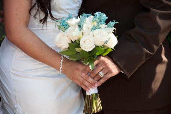 Steffanie and Duke get married!