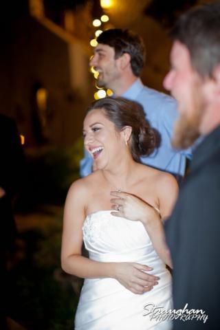 McNay art museum Wedding Yvonne laugh