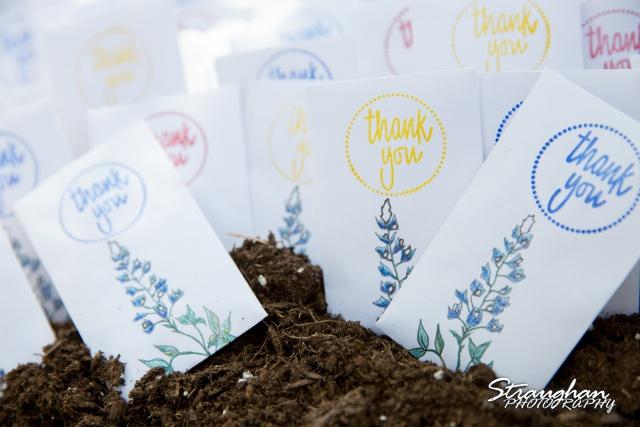 woode's wedding poteet, seeds