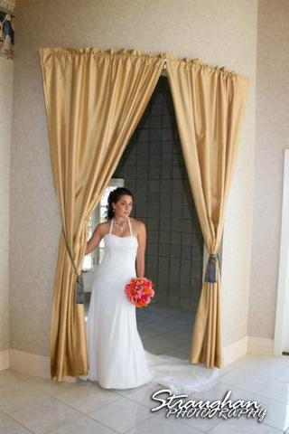 Tina's bridal Castle Avalon 1