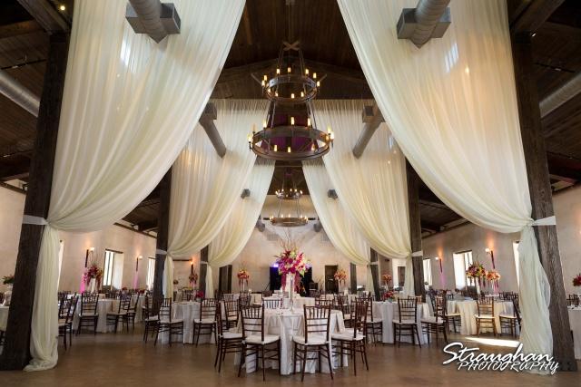 Jackie and Steve's wedding, full room