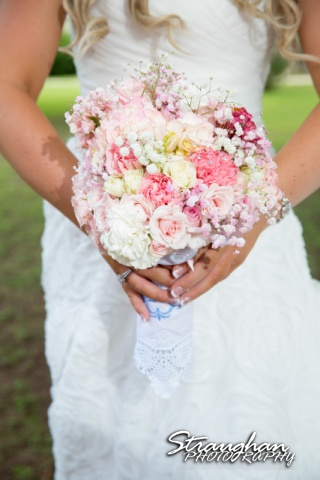 Eric and robyns wedding, beautiful flowers and bride