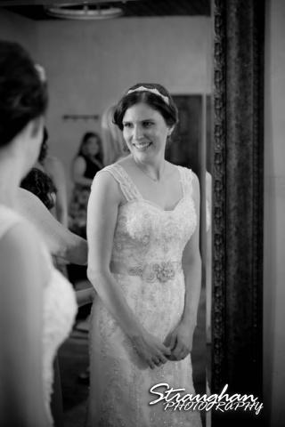 Jackie and Steve's wedding,bride