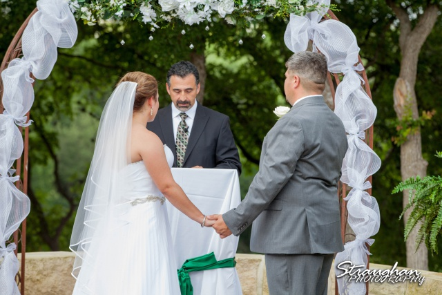 Andi and Ricks wedding, vows