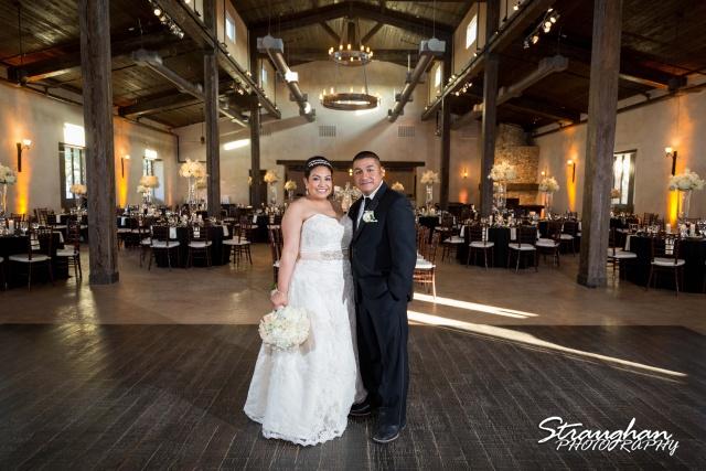 Alex wedding Lost Mission bride and groom on dance floor