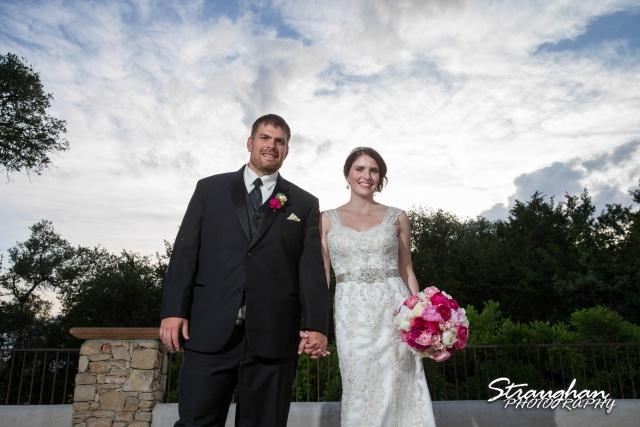 Jakie and steve's wedding, Bride and groom