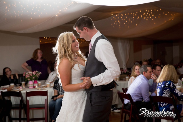 Eric and robyns wedding, first dance