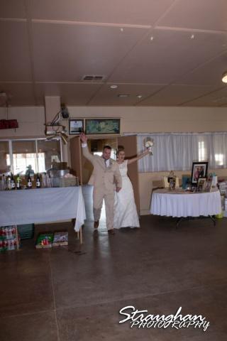 Emily and Brandon's Wedding, Annunciation Catholic Church introduction
