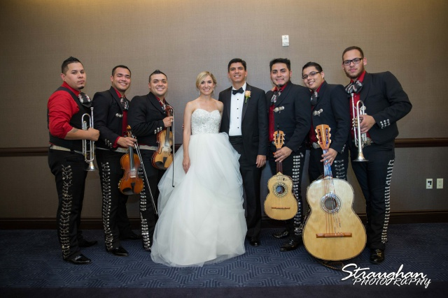 Michelle and Juan's,San Fernando Cathedral mariachi