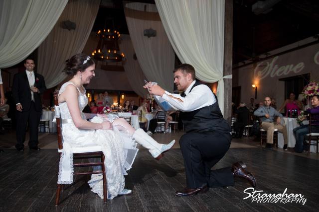 Jackie and Steve's wedding, garder