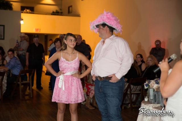 Angie wedding Seekats New Braunfels pink hour