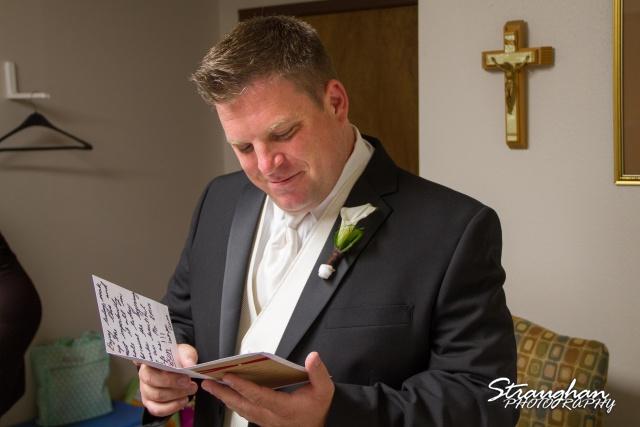 Anna wedding riverwalk San Antonio Christian's note