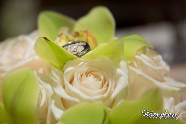 Allison wedding International Center rings