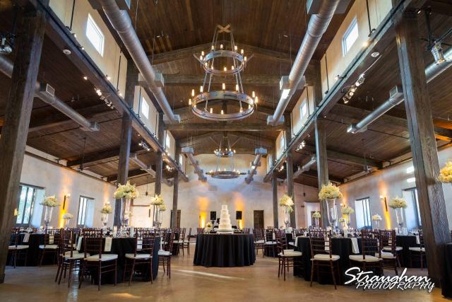 Alex wedding Lost Mission the ball room