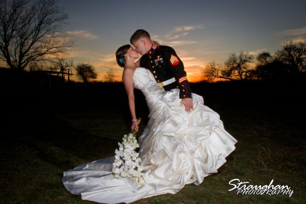 Marine Wedding Photography