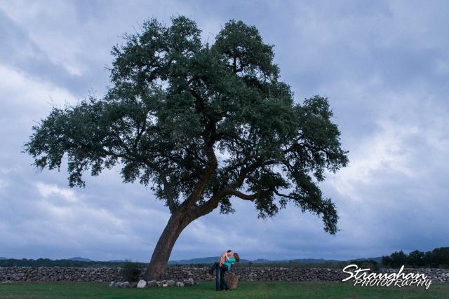 Allyson Engagement 1850 Settlement big tree