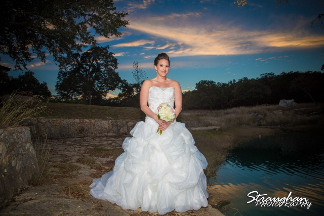 Ashton's Bridal sitting Kendall Plantation big sky