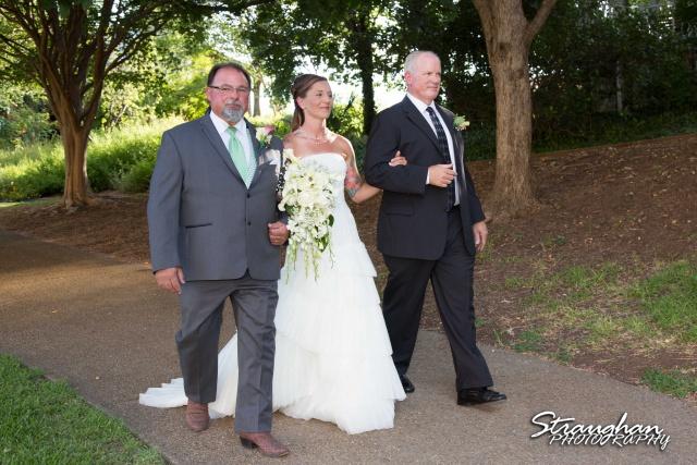 Sheehan wedding Inn on the riverwalk Amy's dads