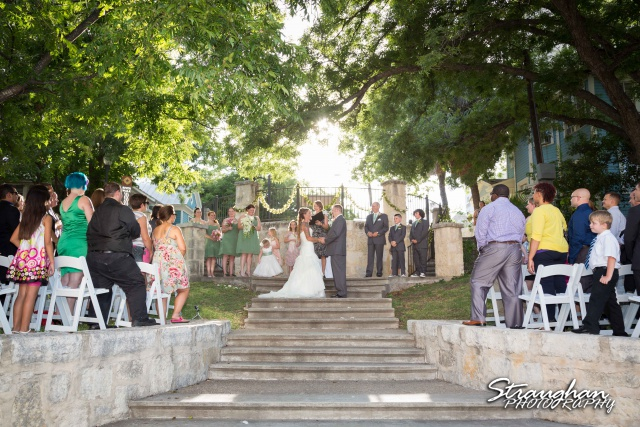 Sheehan wedding Inn on the riverwalk wedding site