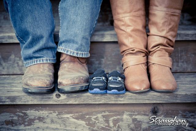 Carol maternity boots
