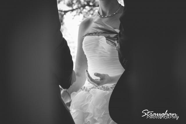 Brittney wedding Stonehaven Boulder Springs ring blessing