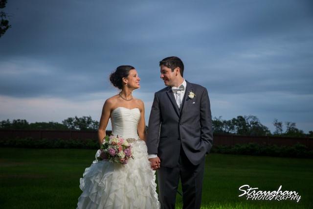 Brittney wedding Stonehaven Boulder Springs Bride sunset