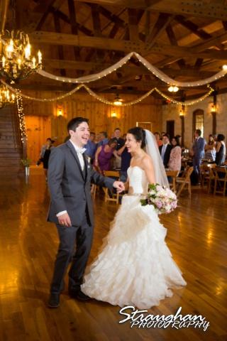 Brittney wedding Stonehaven Boulder Springs entrance