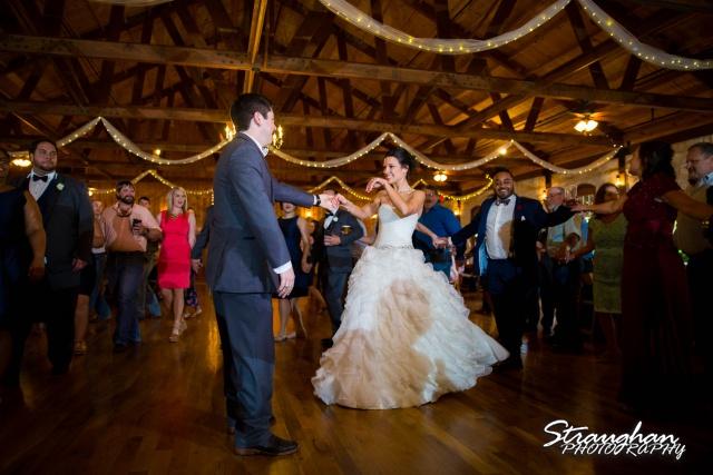 Brittney wedding Stonehaven Boulder Springs first tdanc