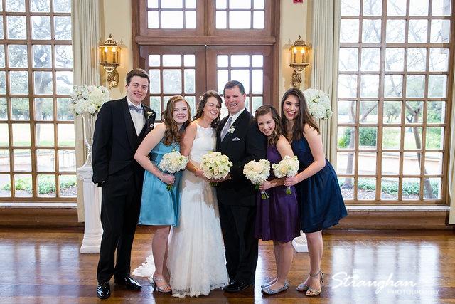 Brian and Regina at the Dominion family photo