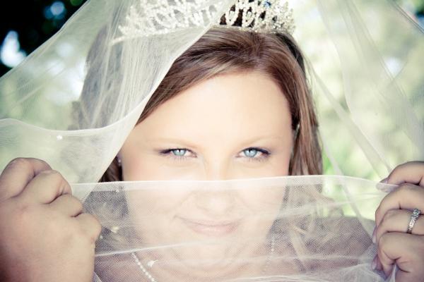 Brandi's bridal sitting