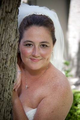 Melissa's Bridal Sitting