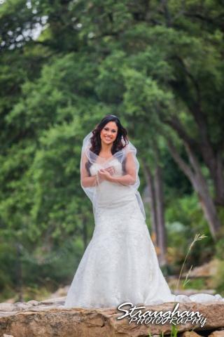 Britny's Bridal the lodge at bridal veil falls veil around