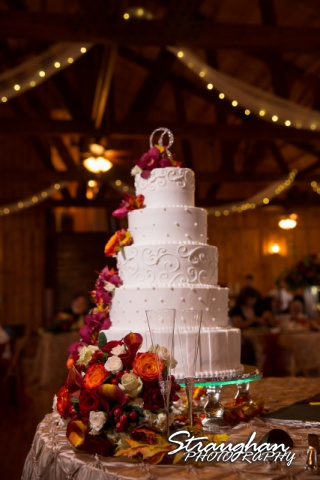 Bonnie wedding Boulder Springs cake