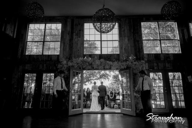 Clarissa wedding Vista West Ranch bride intro
