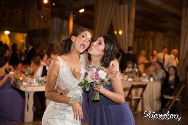 Clarissa wedding Vista West Ranch bouquqet winner