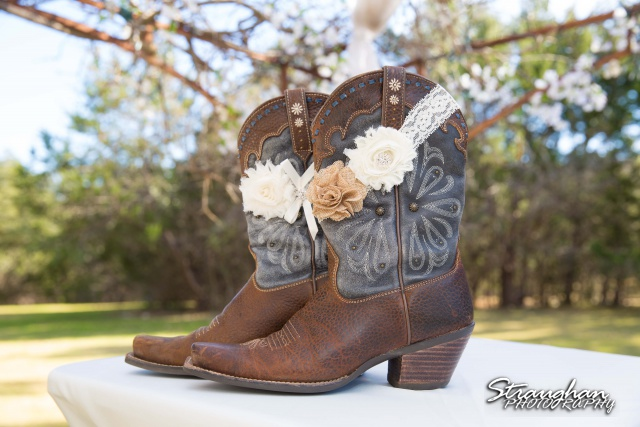 Cody Wedding Los Encinos boots