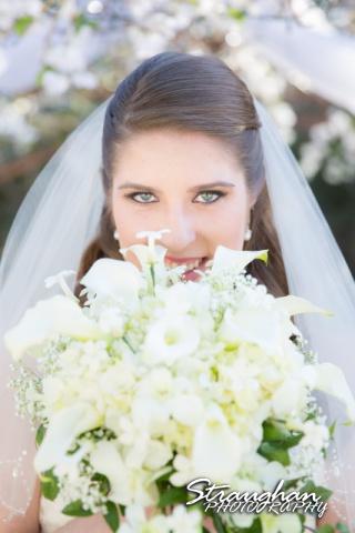 Cody Wedding Los Encinos Michelle's Bridal flowers