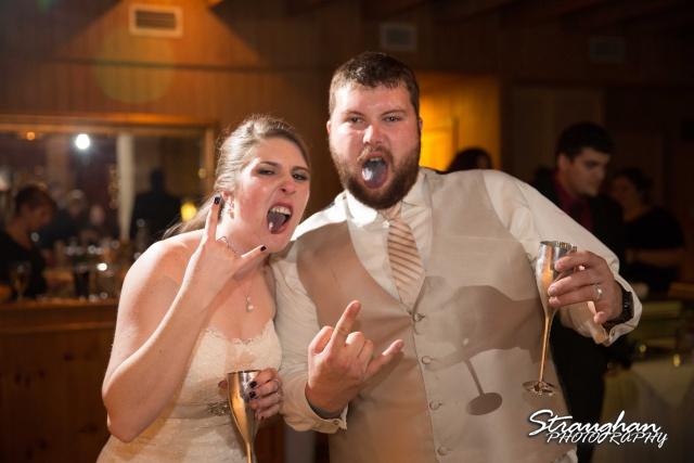 Cody Wedding Los Encinos icing fun