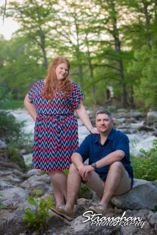 Diana K engagement Gruene by the river