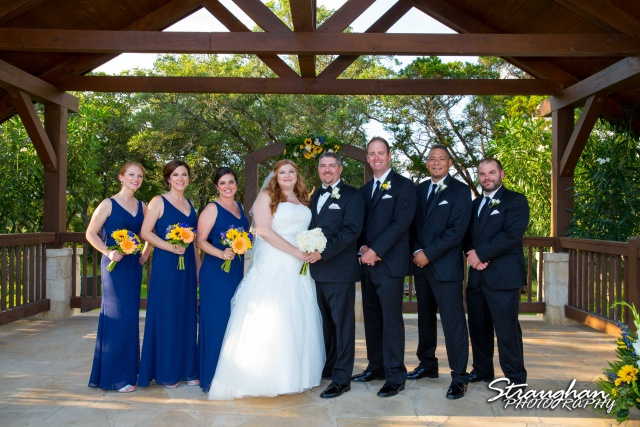 Diana and James's wedding at Boulder Springs, Boerne, TX